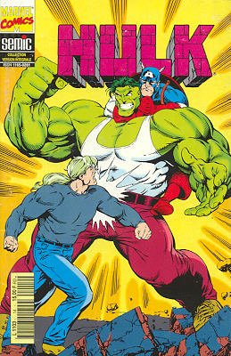 Hulk # 14 Kiosque (1992 - 1996)