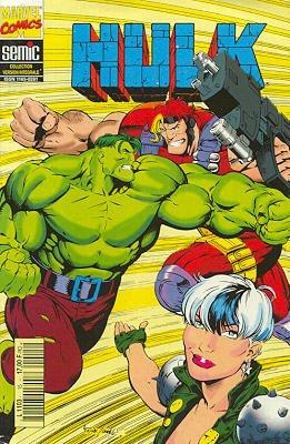 Hulk # 15 Kiosque (1992 - 1996)