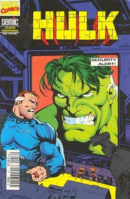 Hulk # 16 Kiosque (1992 - 1996)