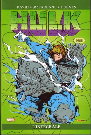 The Incredible Hulk # 1988 TPB Hardcover - L'Intégrale