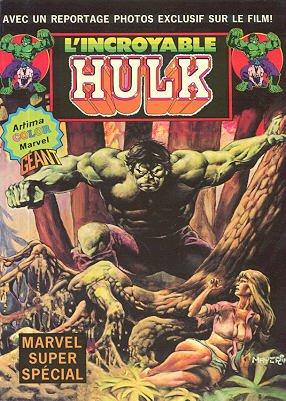 Hulk édition Kiosque Artima V1 (1979 - 1983)