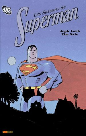 Les Saisons de Superman édition Intégrale