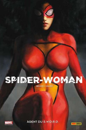 Spider-Woman édition TPB softcover (souple) - Issues V4