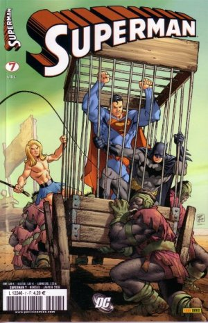 Superman - Les Origines # 7 Kiosque (2005 - 2011)