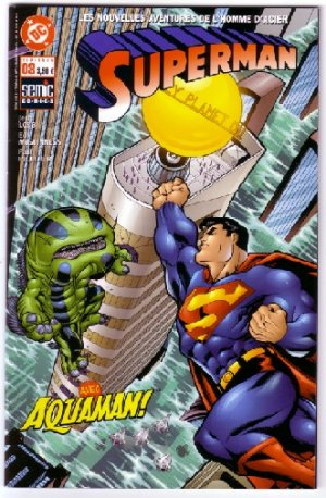 Superman 3 - Avec Aquaman