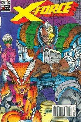 X-Force édition Kiosques (1992 - 1996)