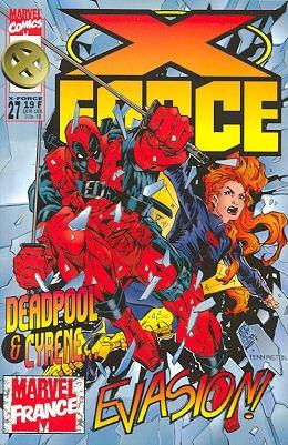 X-Force édition Kiosques (1997 - 1999)