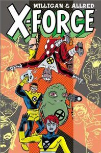 X-Force édition TPB softcover (Issues V1)