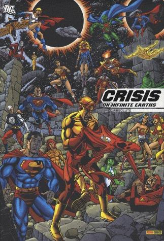 Crisis on Infinite Earths édition Coffret (2007)