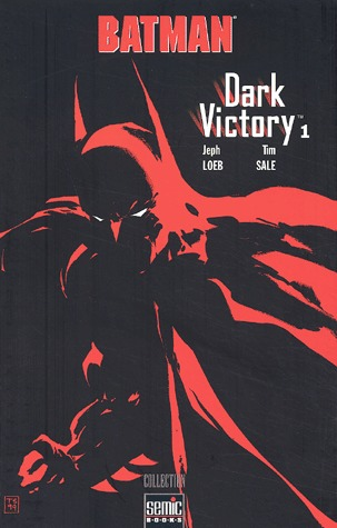 Batman - Amère Victoire édition TPB softcover (souple)