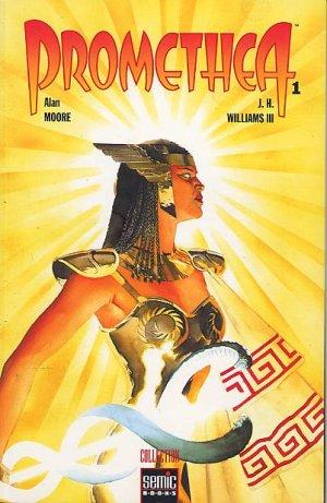 Promethea édition Simple (2000 - 2002)