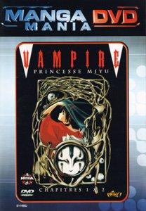 Princesse Vampire Miyu édition MANGA MANIA