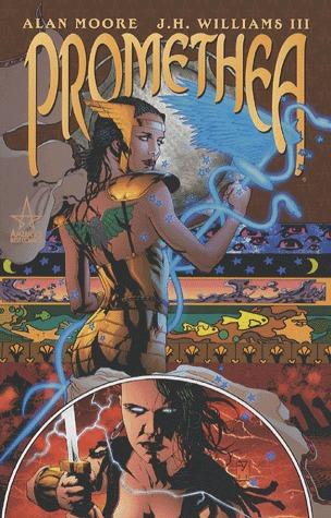 Promethea édition Simple (2007 - 2010)