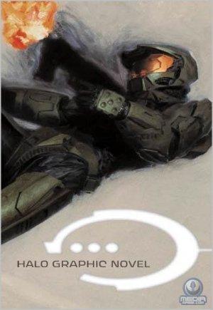 Halo Graphic Novel édition Simple