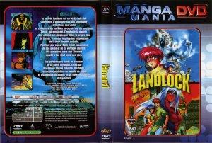 Landlock édition MANGA MANIA