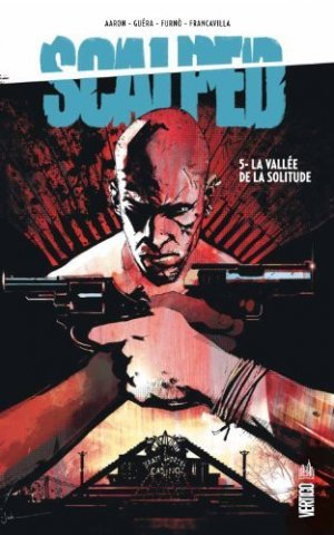 Scalped édition TPB softcover (souple) (2012 - 2014)