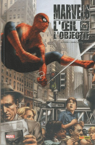 Marvels - L'Oeil de l'Objectif édition TPB softcover - Marvel Best-Sellers