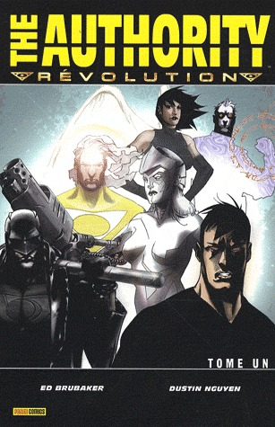 The Authority - Revolution édition TPB softcover (souple)
