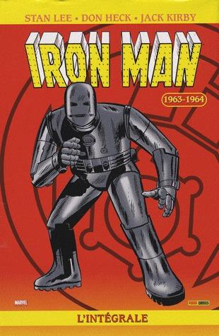 Iron Man # 1963