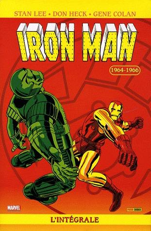 Iron Man # 1964