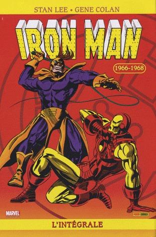 Iron Man # 1966