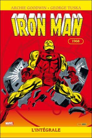 Iron Man # 1968