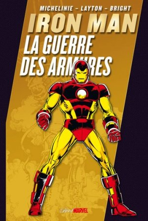 Iron Man - La Guerre des Armures # 1