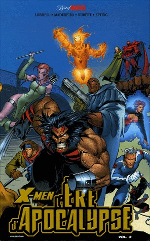 X-Man # 3 TPB Hardcover - Best Of Marvel
