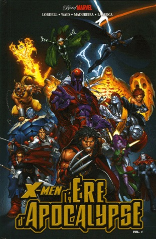 Gambit and the X-Ternals # 1 TPB Hardcover - Best Of Marvel