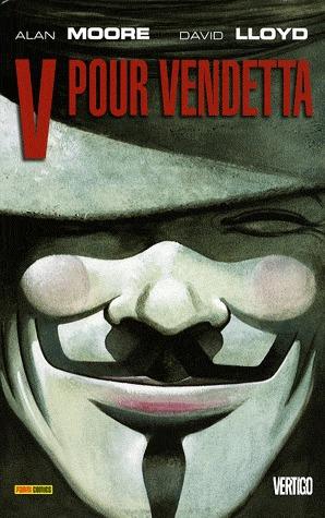 V pour Vendetta édition Intégrale (2009)