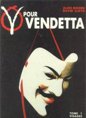 V pour Vendetta édition Simple (1989)
