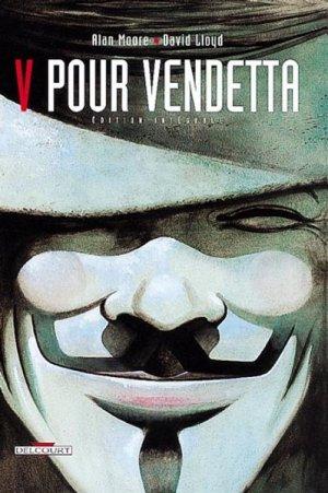 V pour Vendetta édition Intégrale (1999)