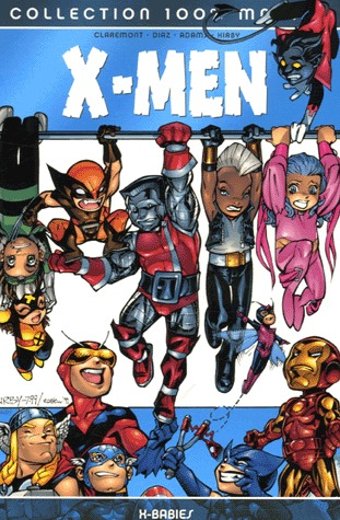 X-Men édition TPB SC - 100% Marvel (2006 - 2013)