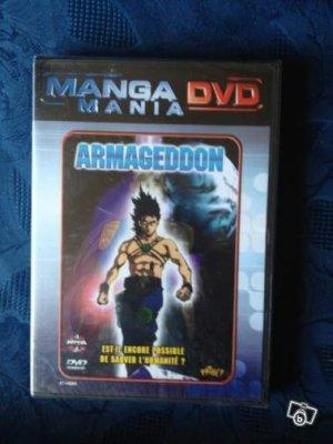 Armageddon édition MANGA MANIA
