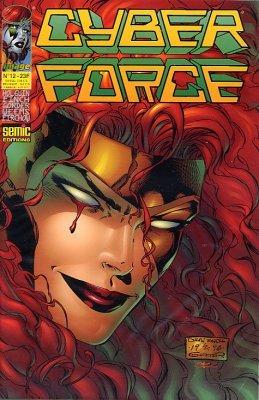 Cyberforce édition Kiosque (1995 - 1997)