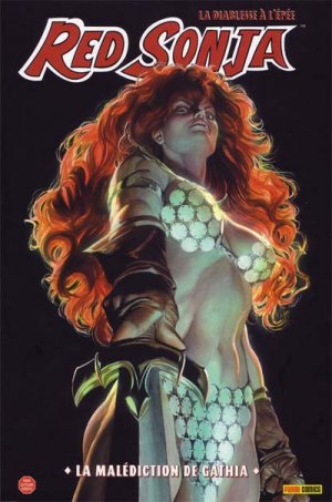 Red Sonja édition TPB Softcover (souple)