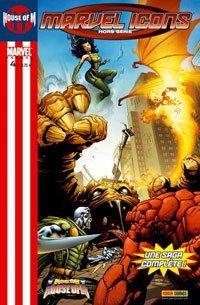Marvel Icons Hors Série 4 - Fantastic Four - House of M