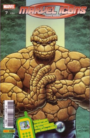 Marvel Icons Hors Série T.7