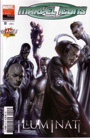 Marvel Icons Hors Série 8 - Illuminati