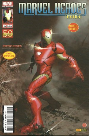 Marvel Heroes Extra #5