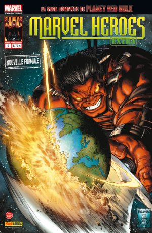 Marvel Heroes Extra #9