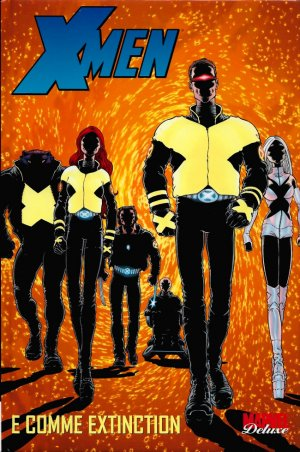 New X-Men # 1 TPB Hardcover (cartonnée)