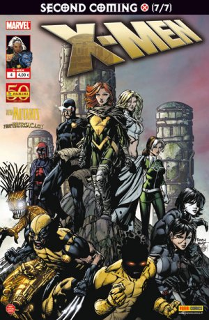 The New Mutants # 4 Kiosque V2 (2011 - 2012)