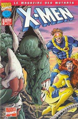 X-Man # 3 Kiosque V1 (1997 - 2011)