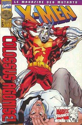 Uncanny X-Men # 5 Kiosque V1 (1997 - 2011)