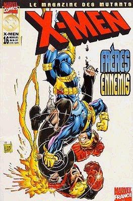 X-Men 16 - frères ennemis