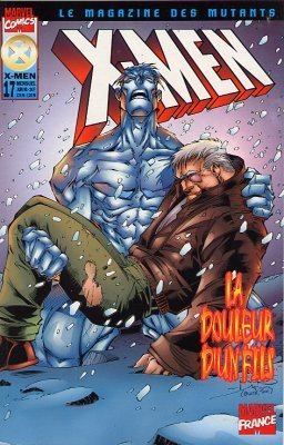 X-Men 17 - la douleur d'un fils