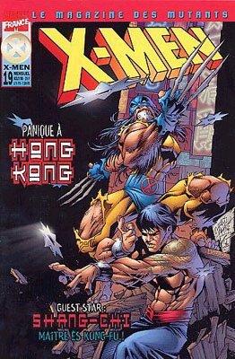 Uncanny X-Men # 19 Kiosque V1 (1997 - 2011)
