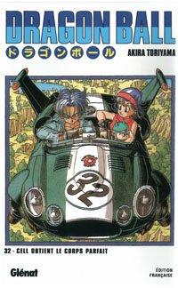 couverture, jaquette Dragon Ball 32 Édition originale - Simple  (Glénat Manga) Manga