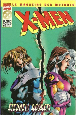 X-Men 25 - éternels regrets